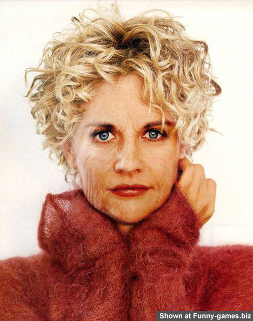 Old Meg Ryan picture