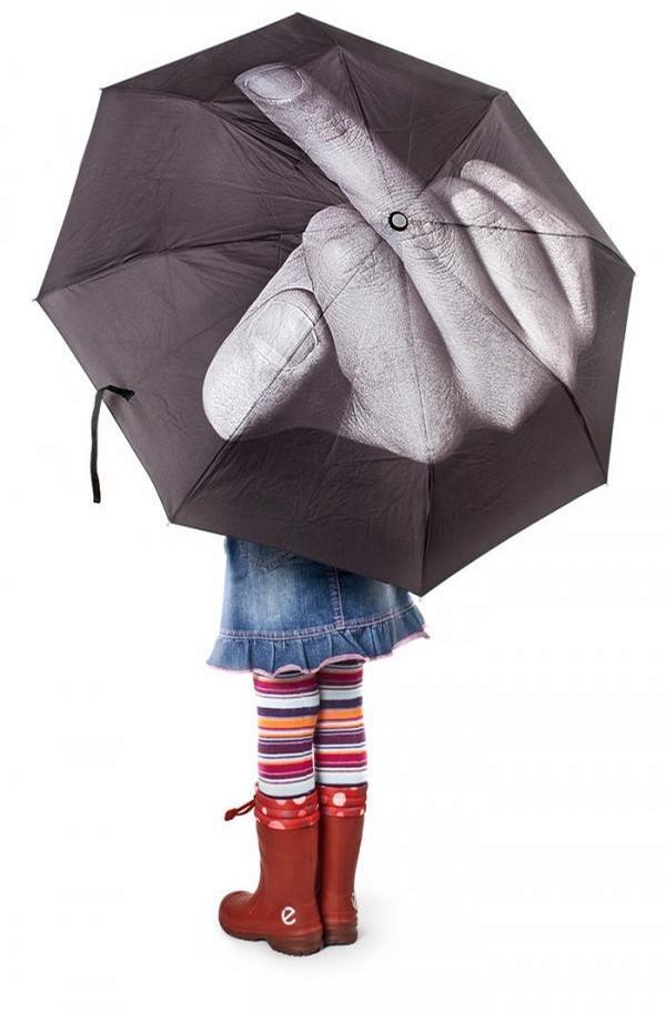 FU Umbrella picture