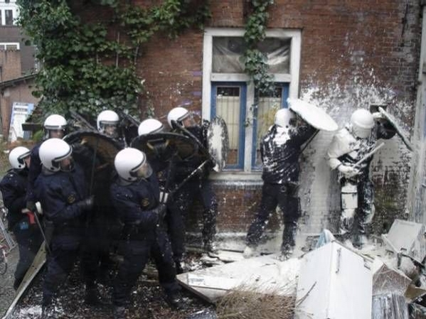 Police Forces picture