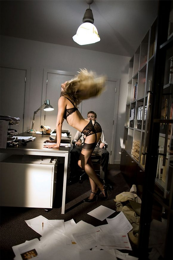 Hot Secretary picture