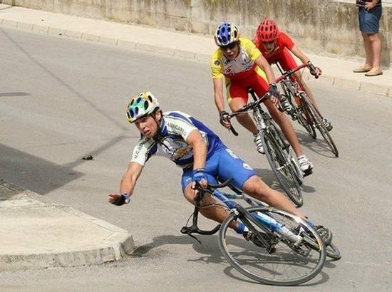 Bad Bike Fall picture