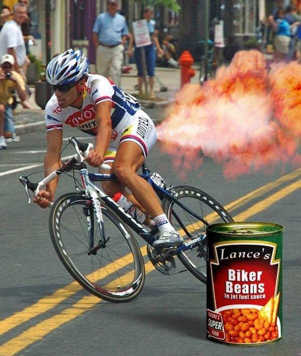 Biker Beans picture