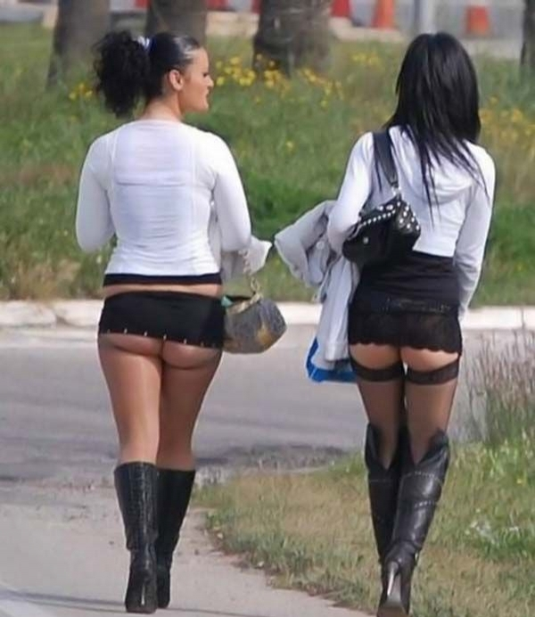 Too Short Mini Skirts picture