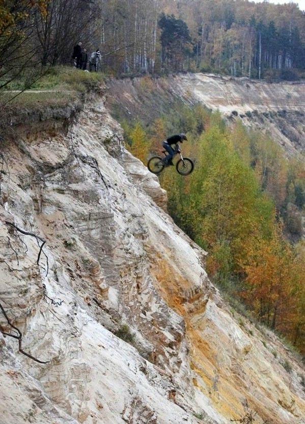 Crazy Biker picture