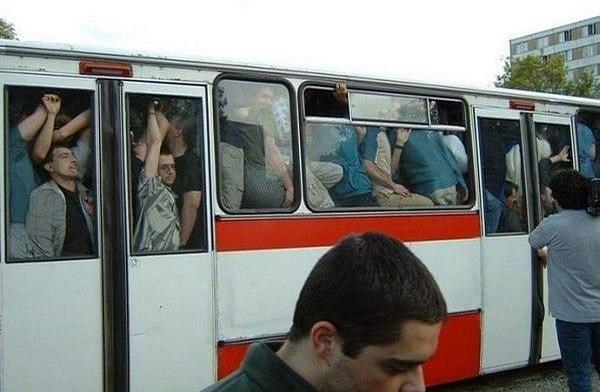 Public Transport Peak picture