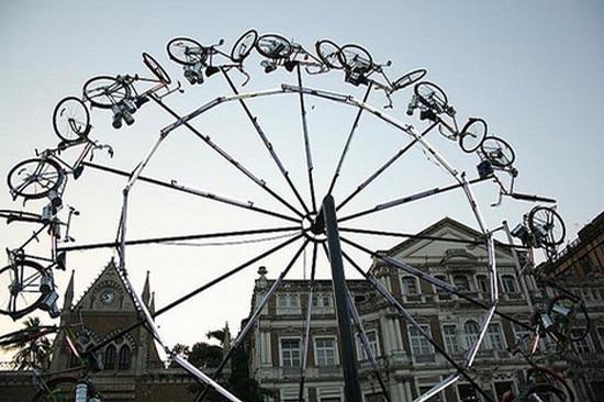 Bike Carrousel picture