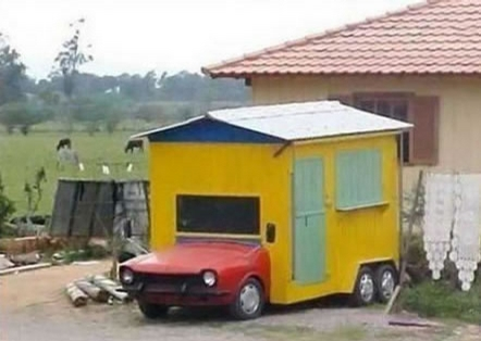 Movable House picture