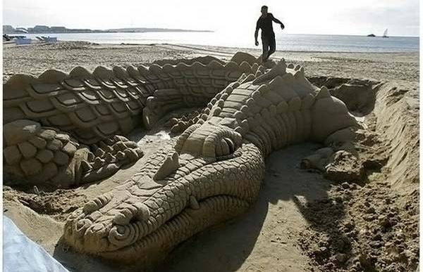 Sand Crocodile picture