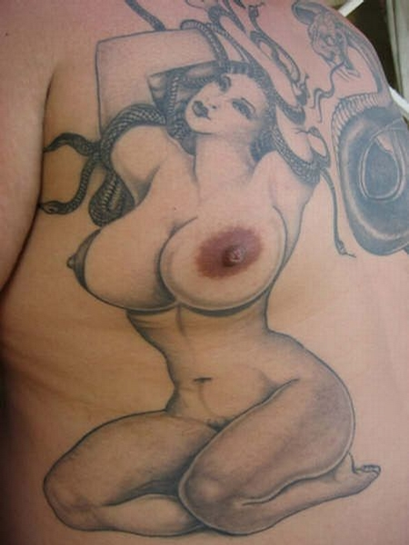 Nude Tattoo picture