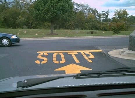 SOTP Sign picture