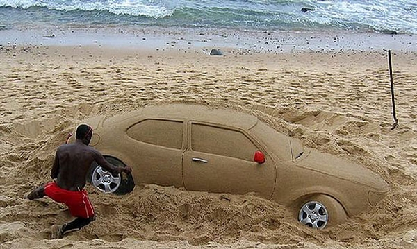 Sand Car picture