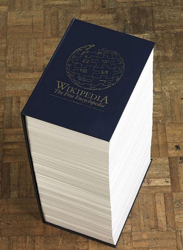 Offline Wikipedia picture