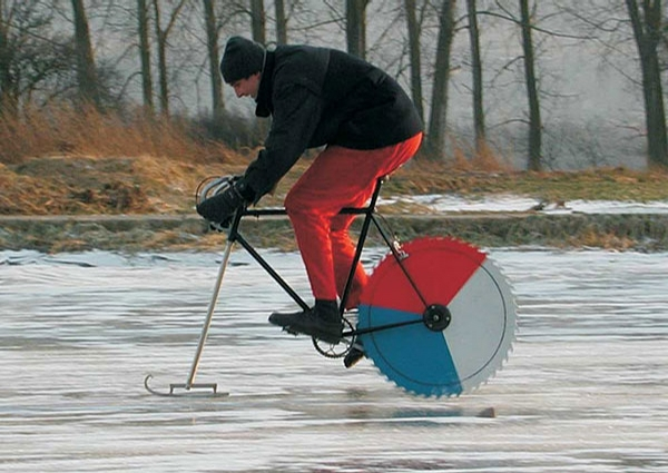 Ice Bike picture