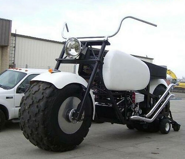 Monster Bike picture
