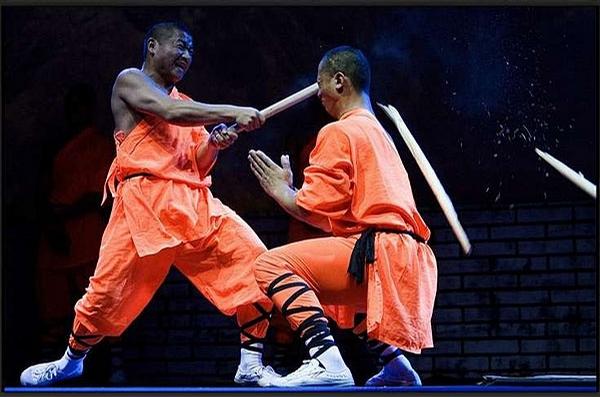 Tough Monks picture