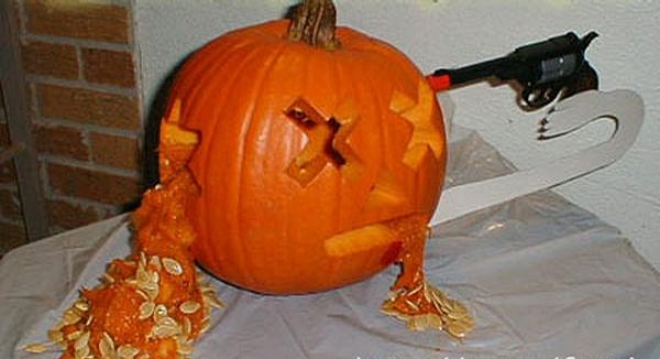 Suicidal Pumpkin picture