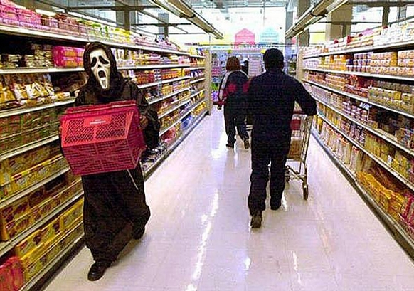 Halloween Shopping picture