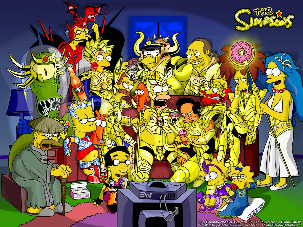 Nice Simpsons Picture picture