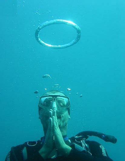 Underwater Prayer picture