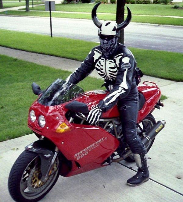 Devil Biker picture