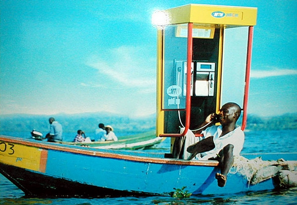 Sea Phone Booth picture