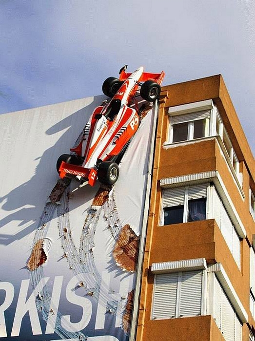 Nice F1 Billboard picture