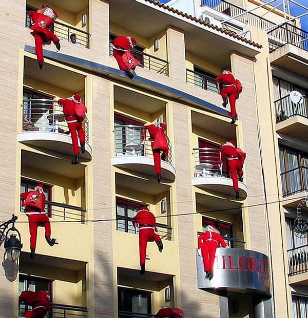 Santas Invasion picture