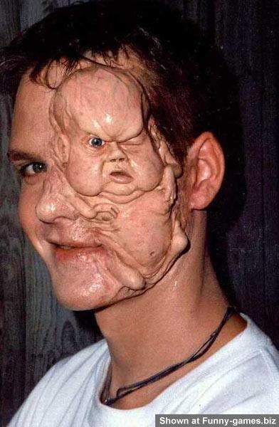 Alien Face picture