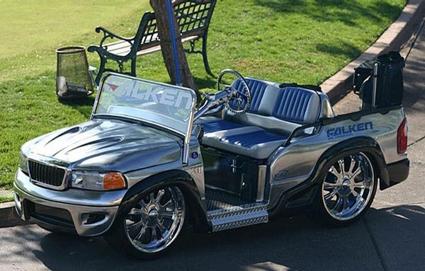 Car for Little Pimp picture