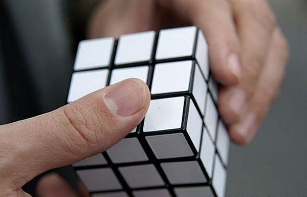 Easy Rubik Cube picture