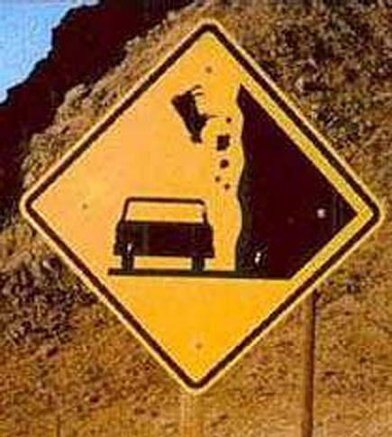 Falling Cows picture