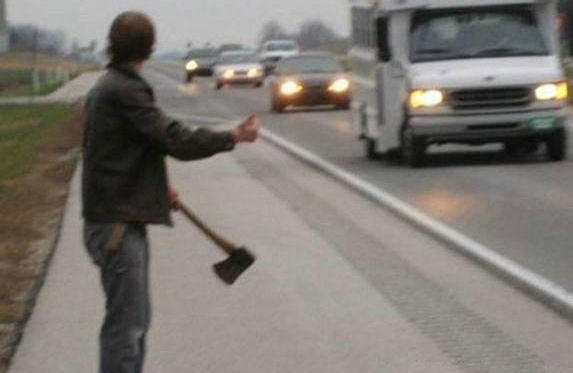 Dangerous Hitchhiker picture