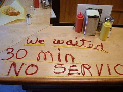 Bad Service picture