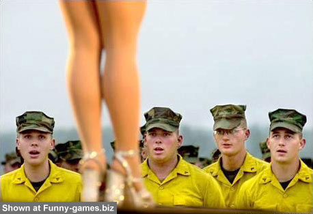 Horny Soldiers picture