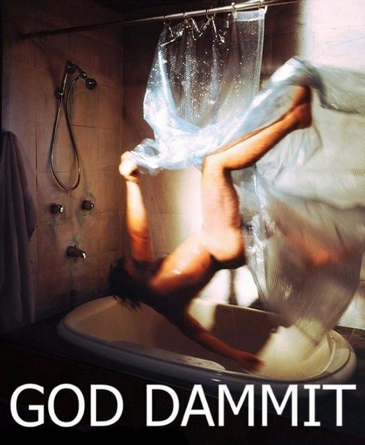 God Dammit picture