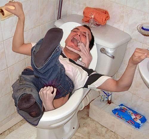 Dangerous Toilet picture