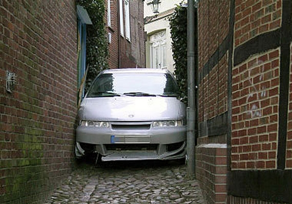 Narrow Lane picture