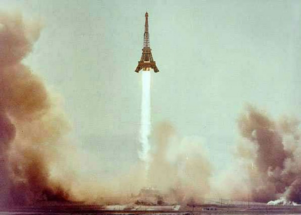Eiffel Tower Launch picture