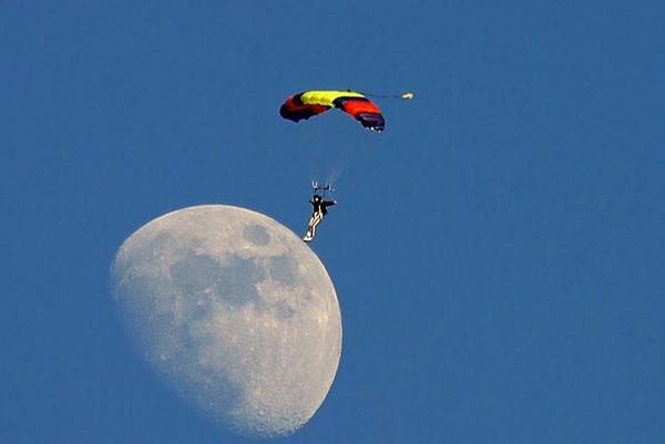 Moon Landing picture