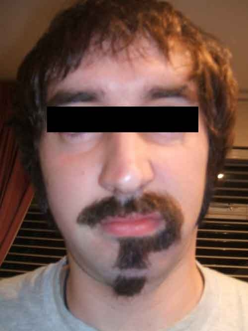 Question Facial Hair picture