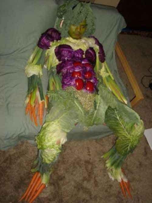 Vegetable Man picture