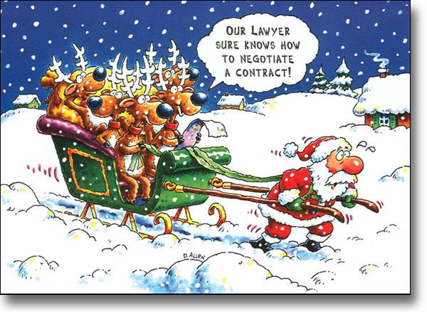 Poor Santa picture
