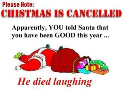 Christmas Is Canceled picture