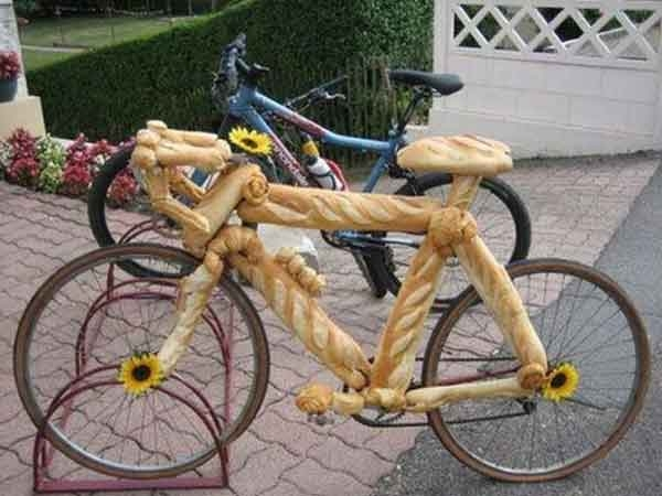 Baked Bycicle picture