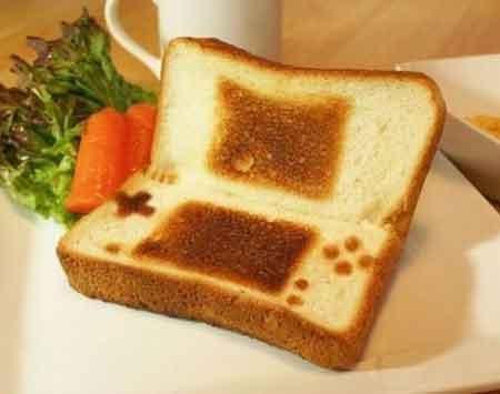 Nintendo Toast picture
