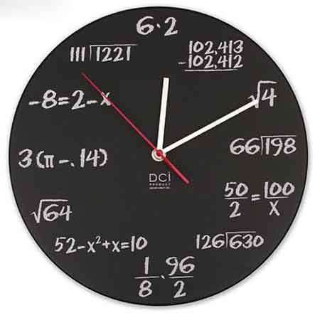 Clock For Geeks picture