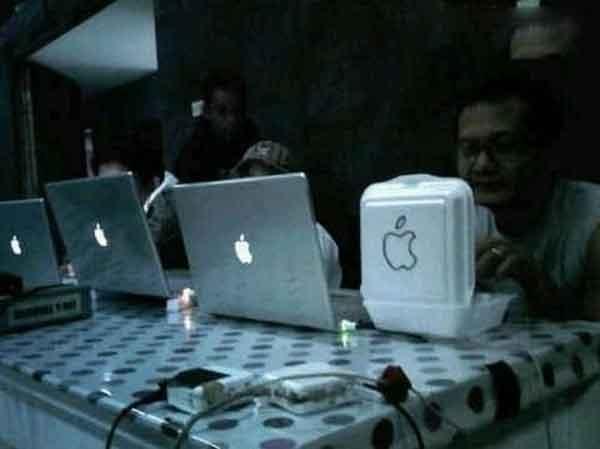 New MacBook picture