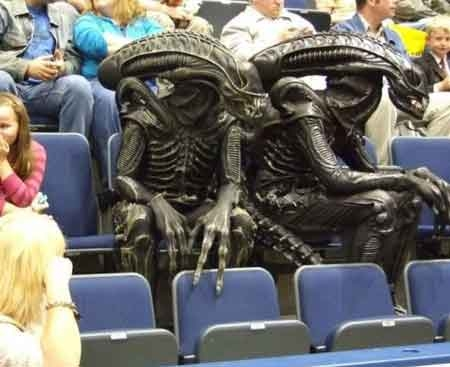 Alien Spectators picture