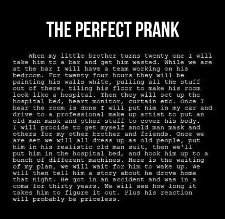 The Perfect Prank picture