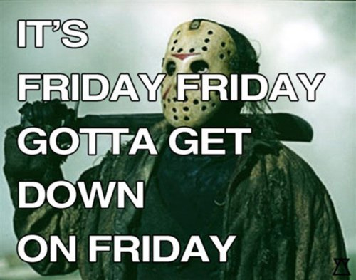 Jason Gets Down on Friday the 13th picture